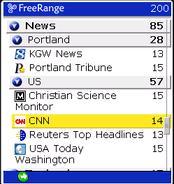 FreeRange WebReader (Java)
