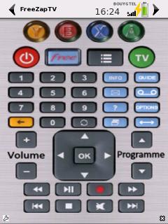 FreeZapTV (Openmoko)