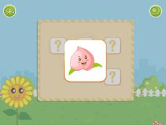 Fruit Memory Match HD for iPad