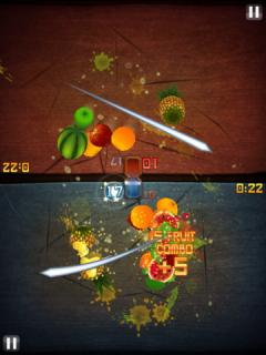 Fruit Ninja HD Lite for iPad