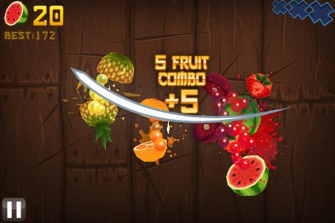 Игры Фруктовый Ниндзя - Fruit Ninja