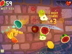 Fruit Ninja: Puss in Boots HD Lite for iPad