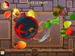 Fruit Ninja: Puss in Boots HD for iPad