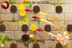 Fruit Ninja: Puss in Boots for iPhone