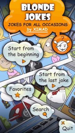 Funniest Blonde Jokes (Android)