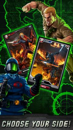 G.I. Joe: Battleground for iPhone/iPad 1.