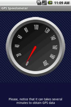 GPS Speedometer (Android)
