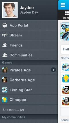 GREE for iPhone/iPad