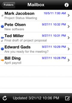 GW Mail for iPhone/iPad