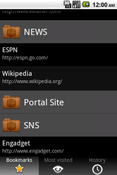 Galapagos Browser