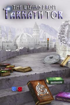 Gamebook Adventures 6: The Wizard from Tarnath Tor for iPhone/iPad