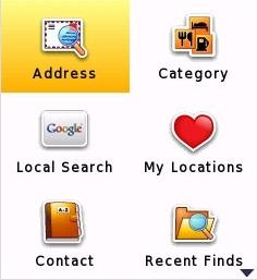 Garmin Mobile for BlackBerry