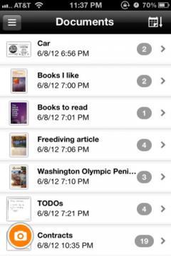 Genius Scan+ for iPhone/iPad