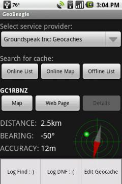 GeoBeagle