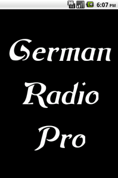 German Radio Pro for Android