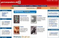 Germanposters - Firefox Addon
