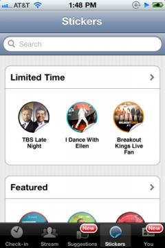 GetGlue for iPhone