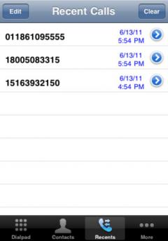 GlobalTalk for iPhone