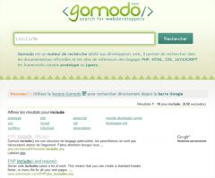 Gomodo - Firefox Addon