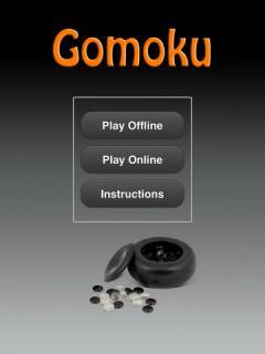 Gomoku Online (iPad)