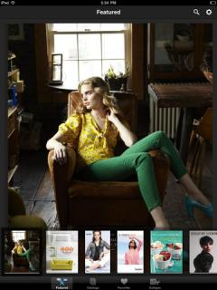 Google Catalogs (iPad)