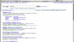 Google Chile - Firefox Addon