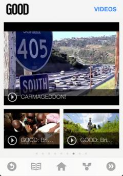 Google Currents (iPhone/iPad)