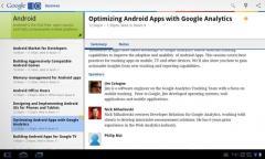 Google I/O 2011 (Android)