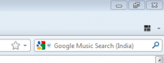 Google Music Search - Firefox Addon