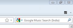 Google Music Search - Firefox Addon
