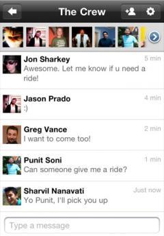 Google+ (iPhone)