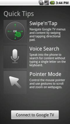 Google TV Remote (Android)