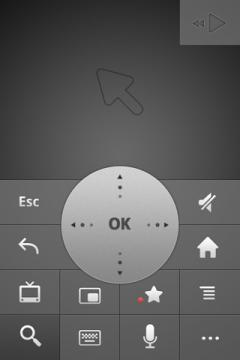 Google TV Remote (iPhone)