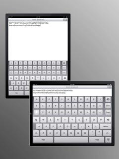 Greek Keyboard II for iPad