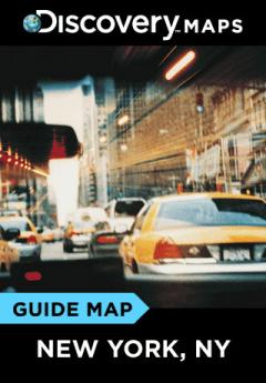 Guide Map New York, NY