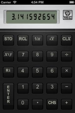 Hewlett Packard 15C Scientific Calculator