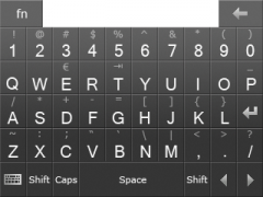 HTC Skin for Spb Full Screen Keyboard