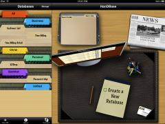 HanDBase for iPad - Database Manager
