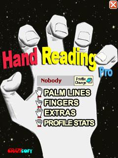 Hand Reading Pro (BlackBerry)