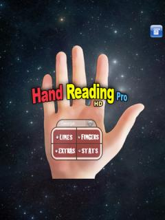 Hand Reading Pro HD (iPad)