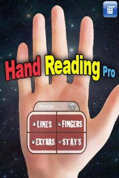 Hand Reading Pro (iPhone)