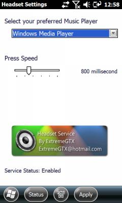 HeadsetService