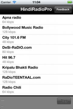 Hindi Radio Pro for iPhone/iPad