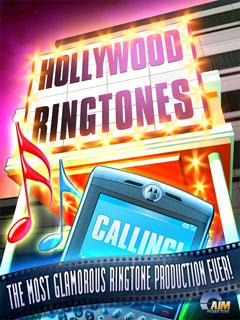 Hollywood Voice Ringtones (Palm)