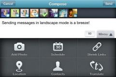 HootSuite for iPhone/iPad