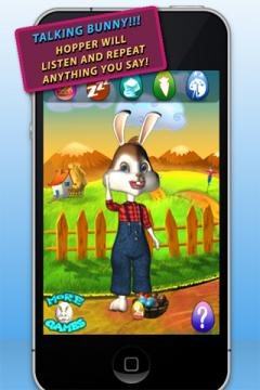 Hopper the Bunny