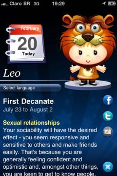 Horoscope HD Pro for iPhone/iPad