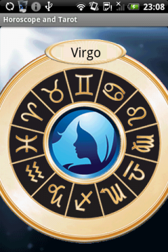 Horoscopes and Tarot (Android)