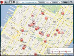Hotels.com for iPad