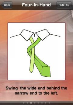 How to Tie a Tie (iPhone/iPad)
